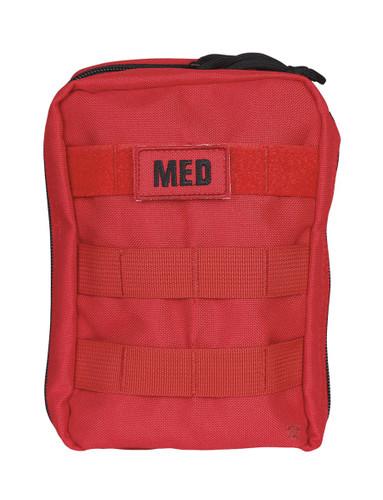 Red First Aid Trauma Kit