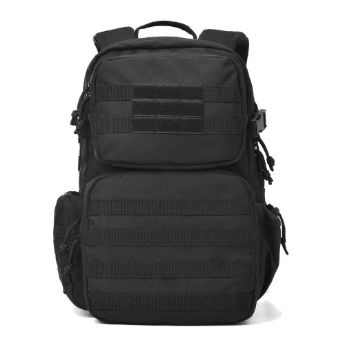 Black Tactical Day Pack