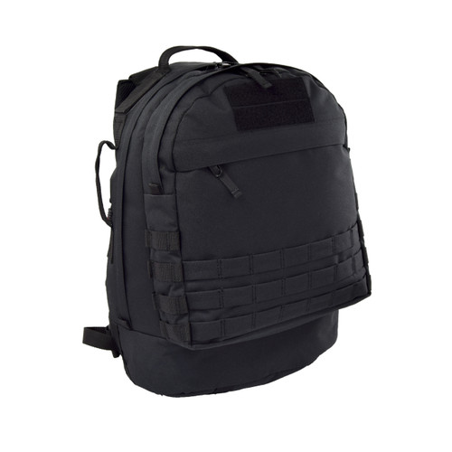 Black Pecos Tactical Backpack By Flying Circle