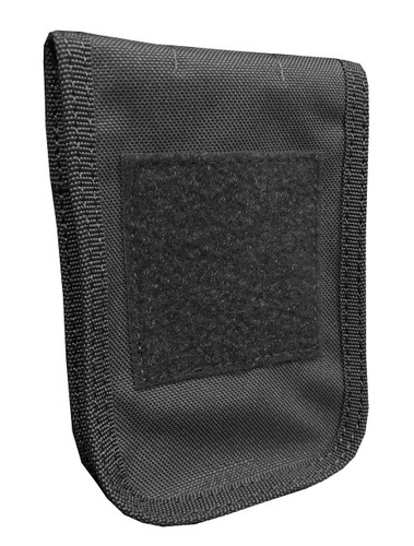Black Zippered 3 x 5 Top Spiral Notebook Cover (With 3 X 5 Rite In The Rain Notebook)