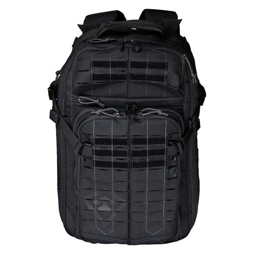 Black Tactix 0.5 Backpack by First Tactical