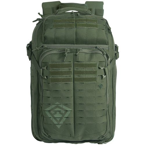 OD Green Tactix 1 Day Backpack by First Tactical