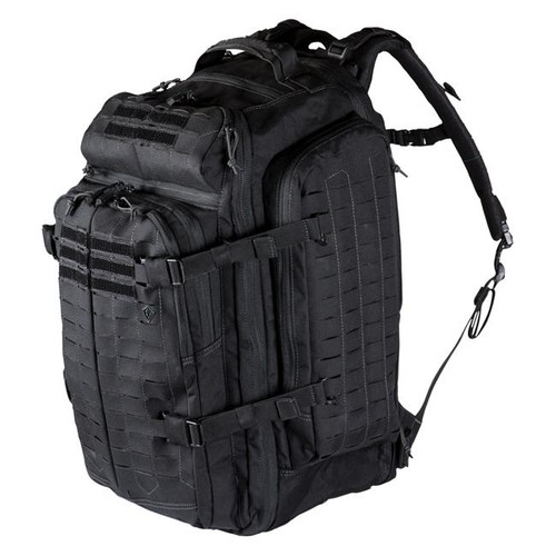 Black Tactix 3 Day Backpack by First Tactical