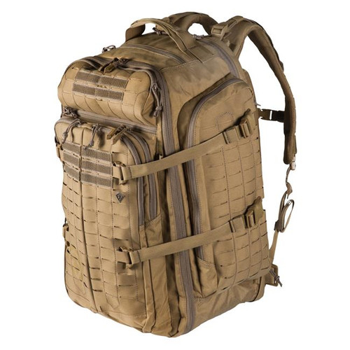 Coyote Tactix 3 Day Backpack by First Tactical