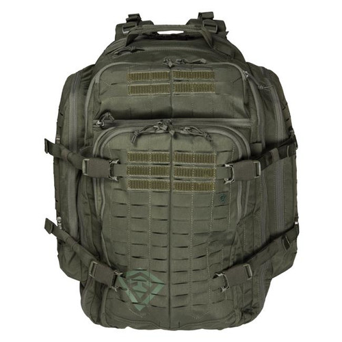 OD Green Tactix 3 Day Backpack by First Tactical