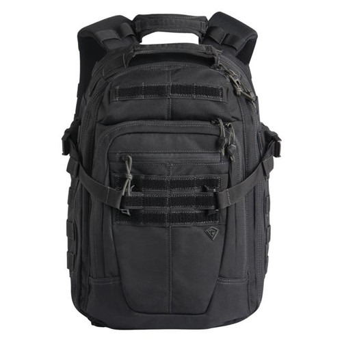 Black Specialist 0.5 Backpack by First Tactical