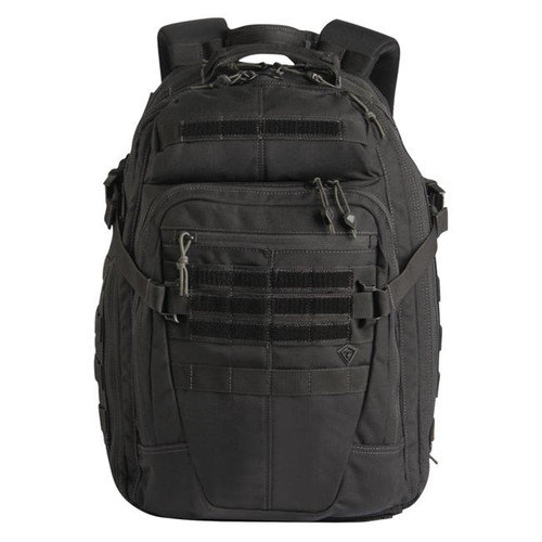 Black Specialist 1 Day Backpack by First Tactical