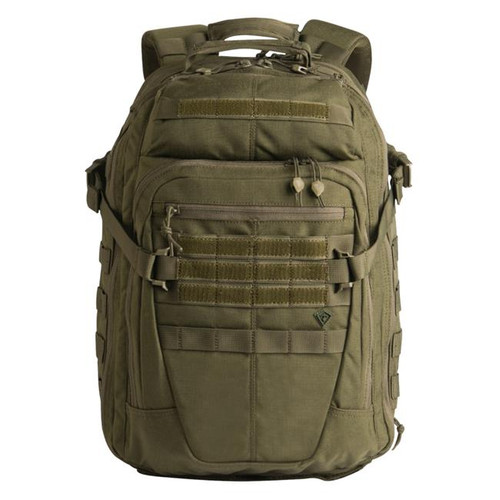 OD Green Specialist 1 Day Backpack by First Tactical