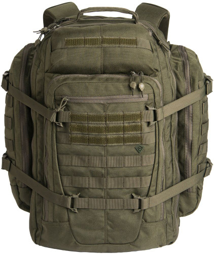 OD Green Specialist 3 Day Backpack by First Tactical