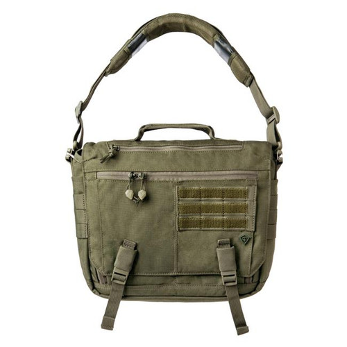 OD Green Summit Side Satchel by First Tactical