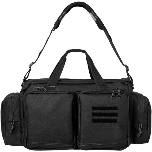 Black Recoil Range Bag by First Tactical
