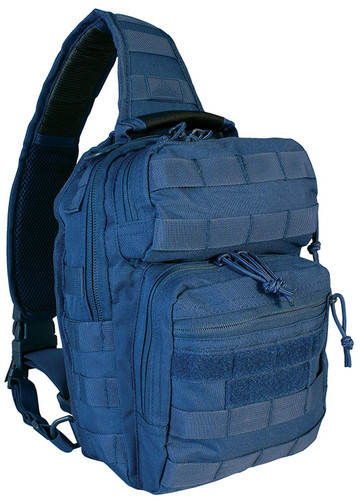 Navy Blue Conceal Carry Rover Sling Pack