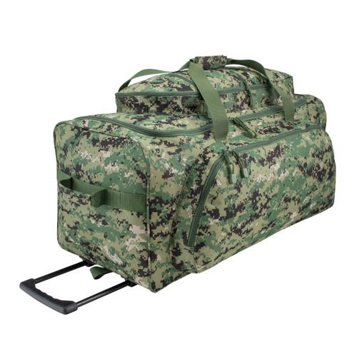 NWU Type III Rolling Duffle Bag
