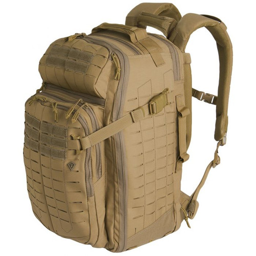 Coyote Tactix 1 Day Backpack by First Tactical