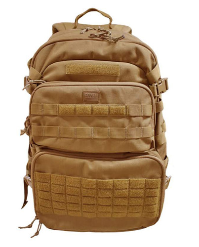 Coyote Assault Backpack By Cougar Tactical
