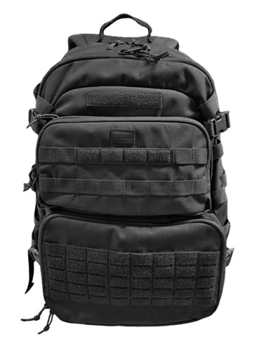 Black Assault Backpack By Cougar Tactical