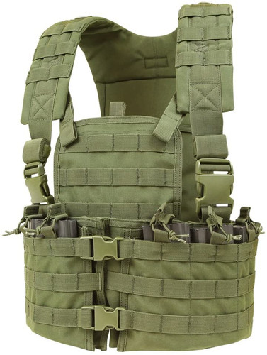 Olive Drab Modular Chest Set By Condor