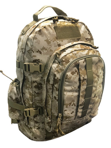 Digital Desert Expedition II Tactical Backpack