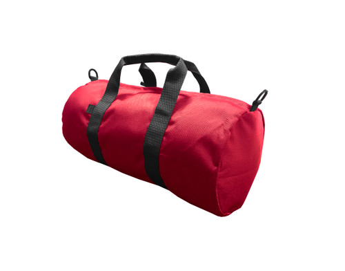 Red 18 Inch Personal Duffle Bag