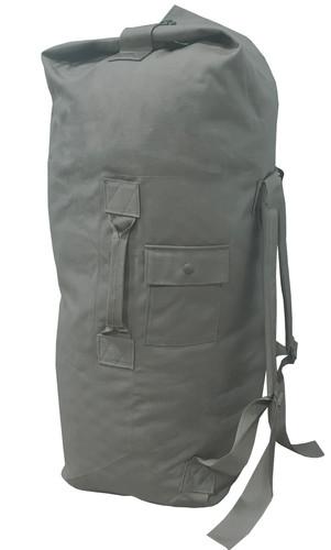Foliage Top Loading Military Duffle Bag