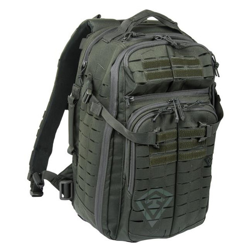 Olive Drab Tactix 0.5 Backpack by First Tactical