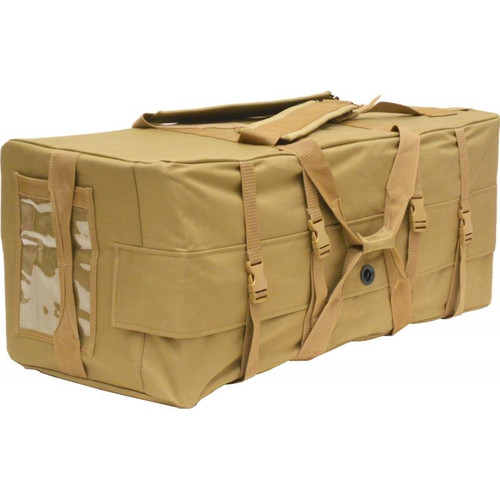 Coyote Improved Military Duffle Bag