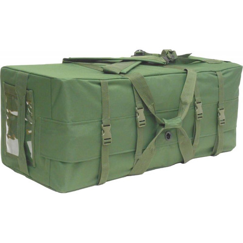 Olive Drab Improved Military Duffle Bag