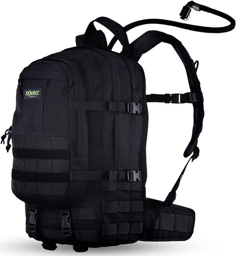 Black Assault 20L By Source Tactical Gear