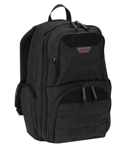 Black Expandable Backpack By Propper