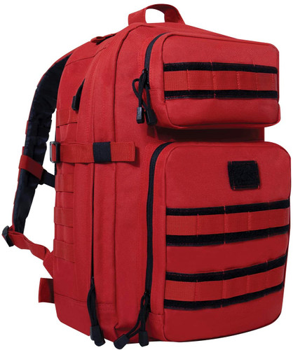 Red Fast Mover Tactical Backpack