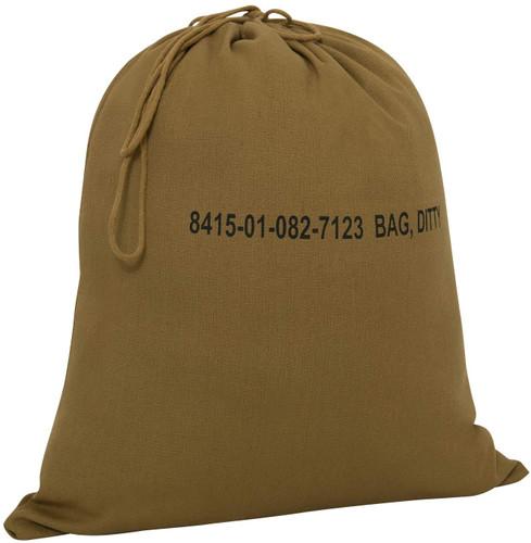 "Coyote Laundry Bag  16"" x 19"""