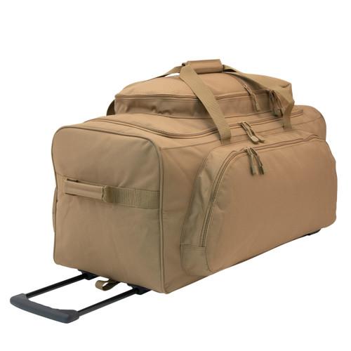 Coyote Rolling Duffle Bag