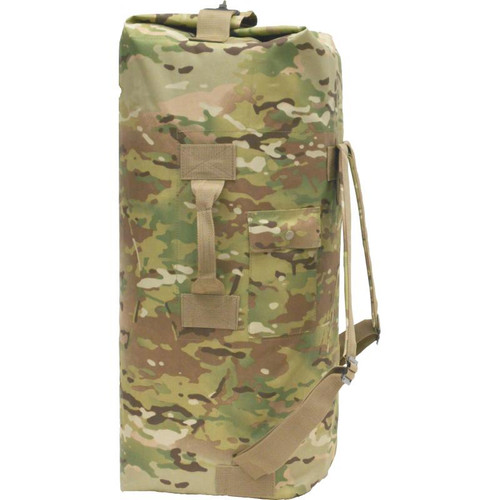 Multicam OCP GI Type Duffle Bag With 2 Shoulder Straps