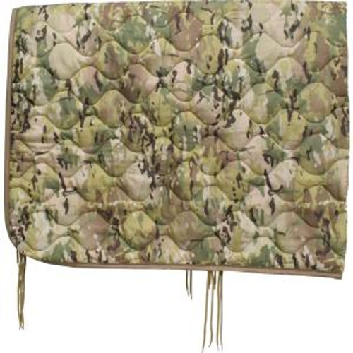 Reversible Multicam OCP And Tan 499 Poncho Liner