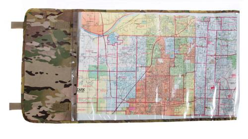 Multicam OCP Rolled Map Case