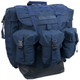 Navy Blue Large Field Pack