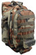 Woodland Camo Low Profile Ruck