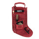 Red Tactical Christmas Stocking