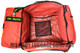 Large Red Gear Bag W/ Maltese Cross Logo