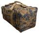 Digital Woodland Sports Square Duffle Gym Bag
