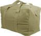 Coyote Canvas Parachute Cargo Bag