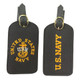 Box Of 100 U.S. Navy Luggage Tags