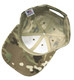 Multicam US MADE 6 Panel Ball Cap With Cloth Back