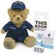 Coastie Sleeptight Bear In Operational Dress Uniform