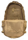 Coyote Multi Day Assault Backpack By Cougar Tactical