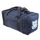 Navy Blue Square Sports Duffle With Coast Guard Logo