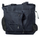Navy Blue Deluxe Travel Tote With Coast Guard Logo