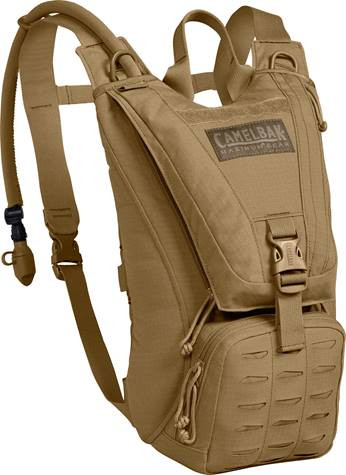 NEW Camelbak Rubicon 100oz Mil Spec Antidote Hydration Pack Coyote Brown