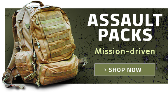 Assault Packs