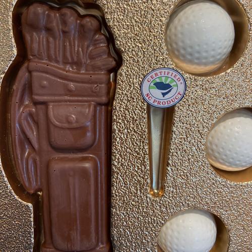Golf Bag & Balls
